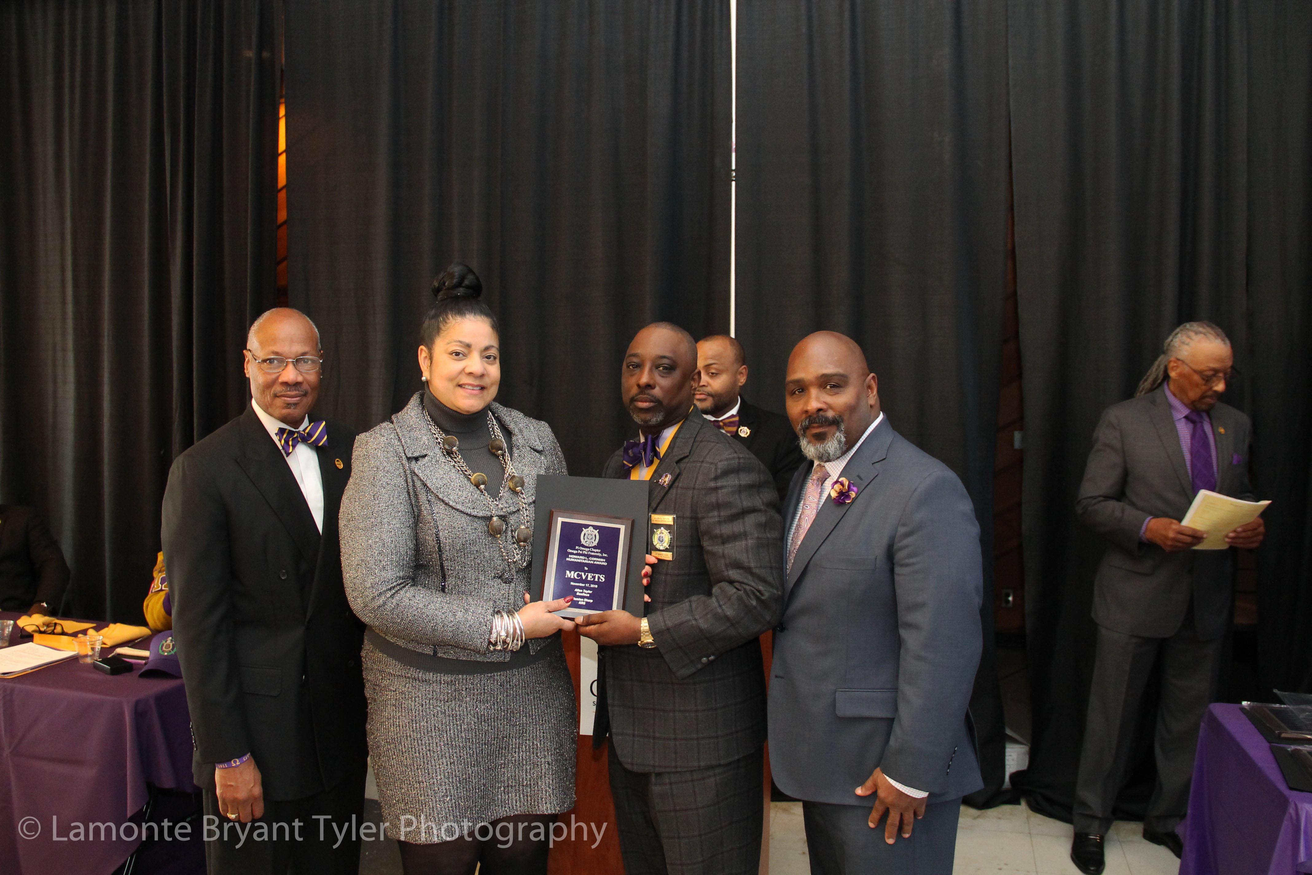 2018 Pi Omega Achievement Week Celebration-29