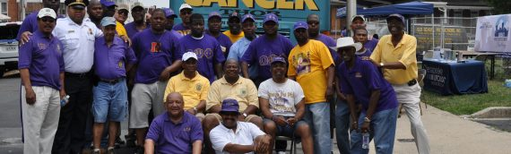 "Pi Omega's ""Staying Alive"" Health Festival"